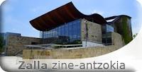 Zalla Zine-antzokia
